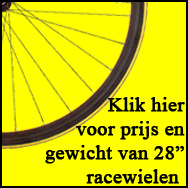 HANDGESPAAKTE RACEFIETSWIELEN